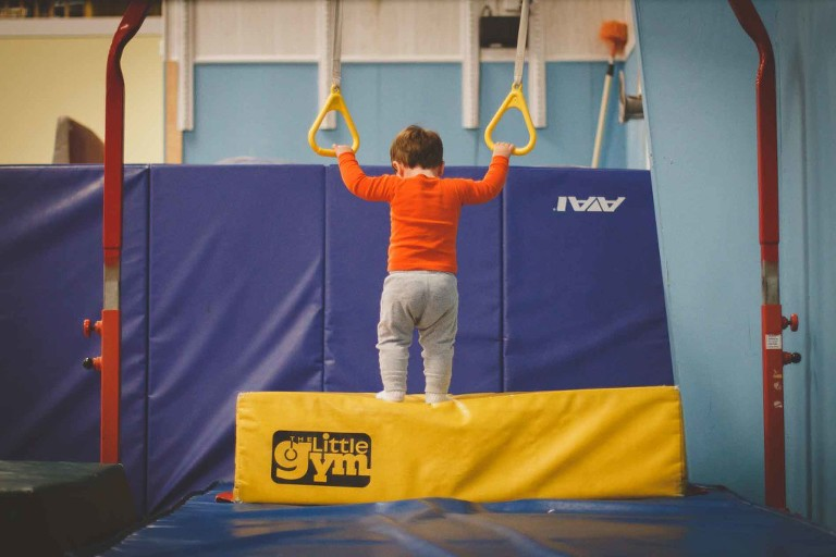 Port City Gymnastics 2 of 3 fun spots for toddlers around Wilmington NC