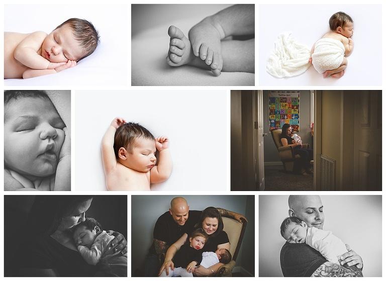Swansboro NC newborn photography