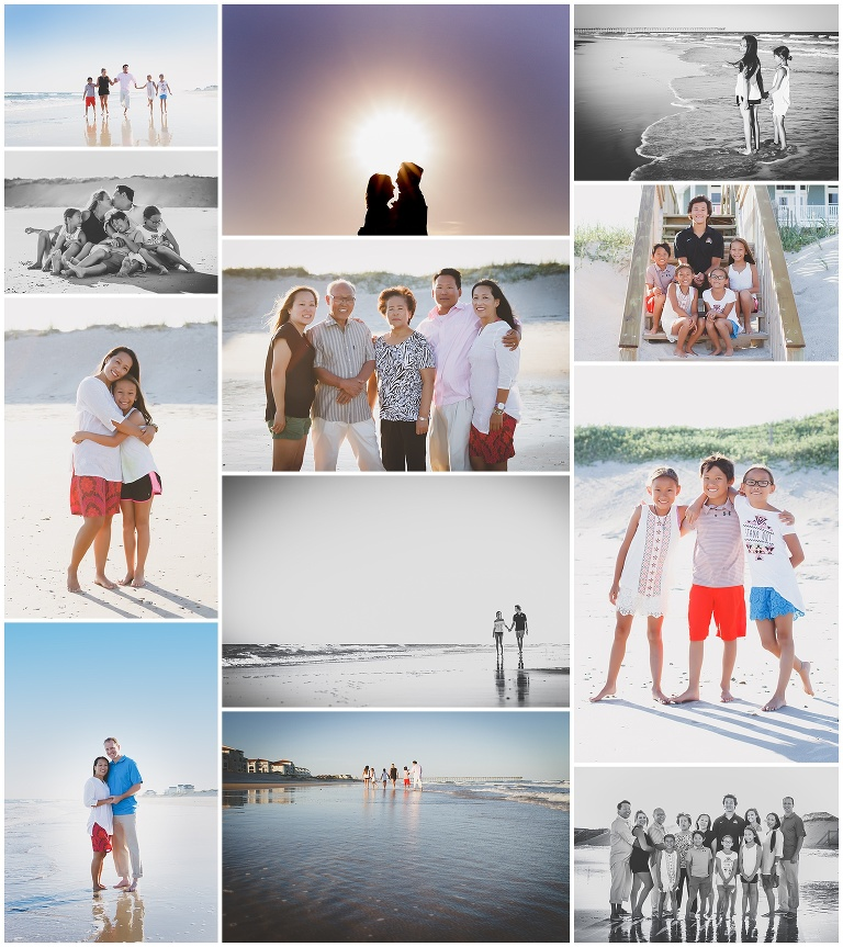 Topsail Island Family Photographer