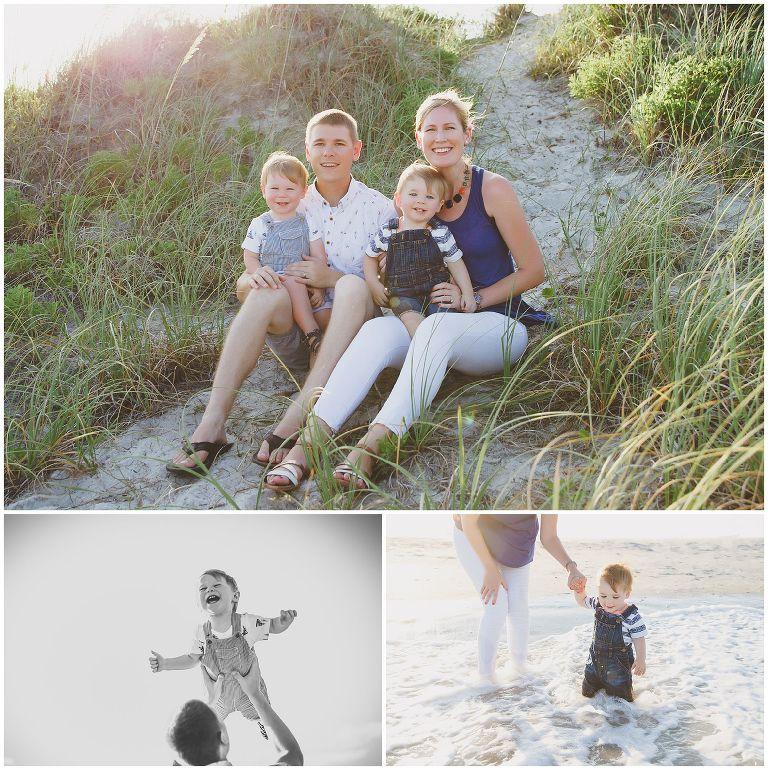 Wrightsville Beach Family Photographer