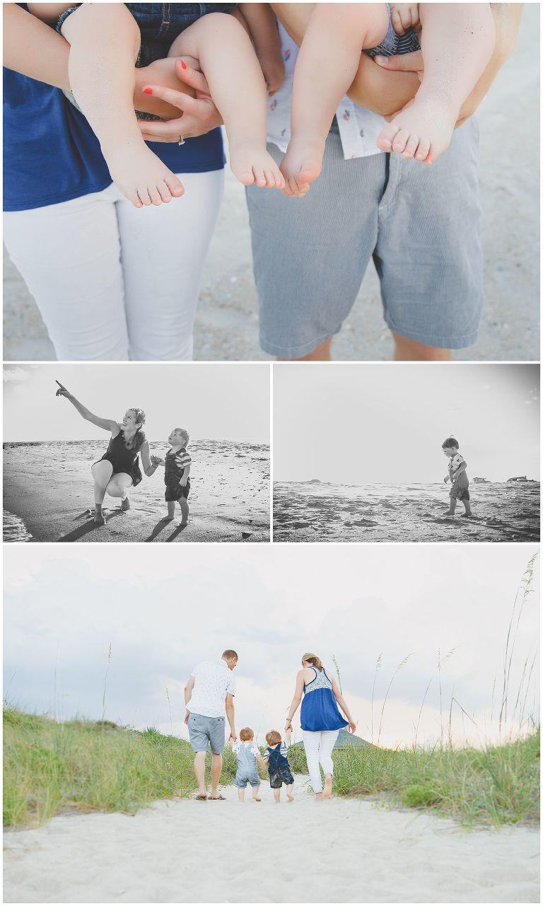 Wrightsville Beach NC Family Photographer