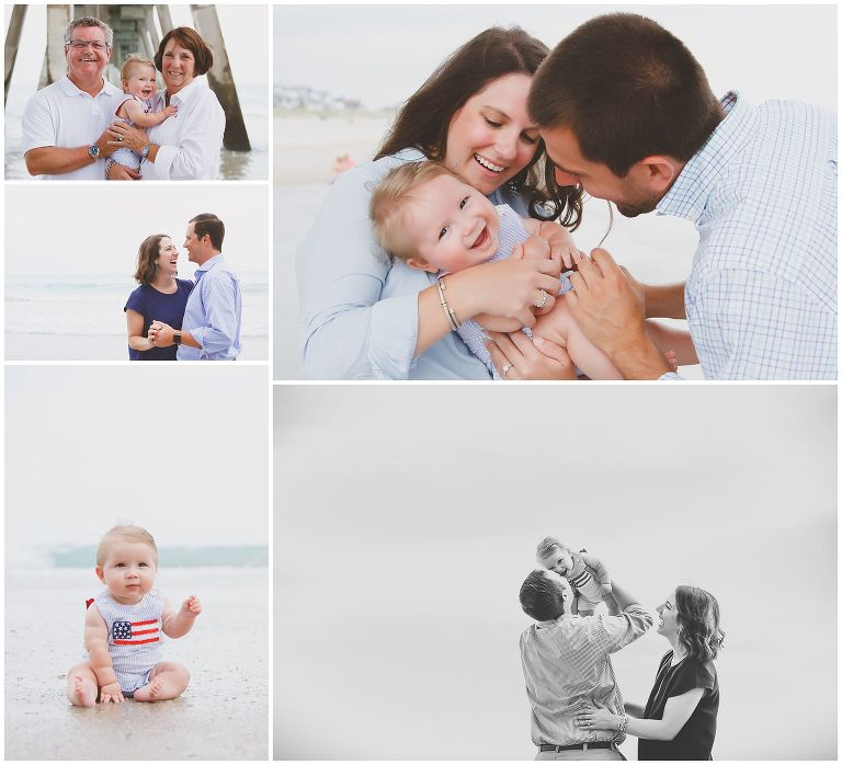 Wrightsville Beach NC Family Photographer