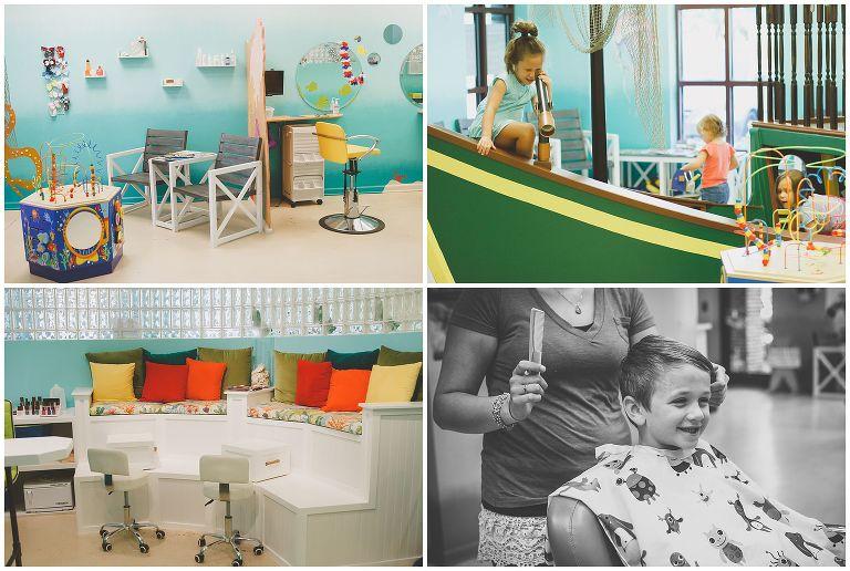 Manta's Cuts Kids Salon Wilmington NC