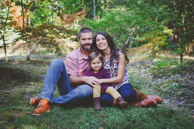 Fall Mini Sessions 2017 in Hampstead NC
