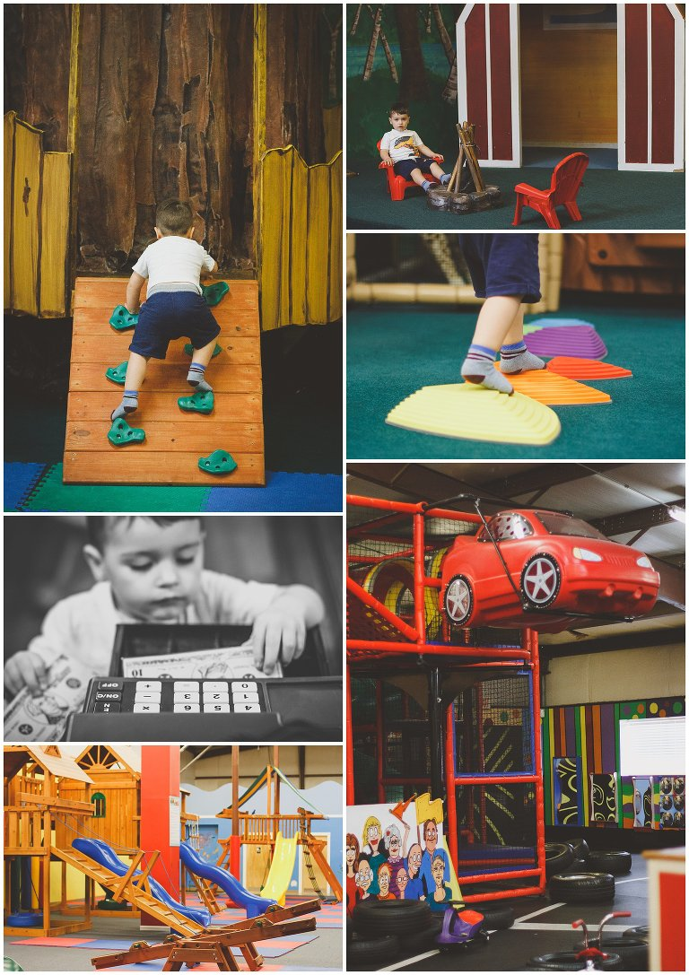 lots of toys to play with at Power of Play