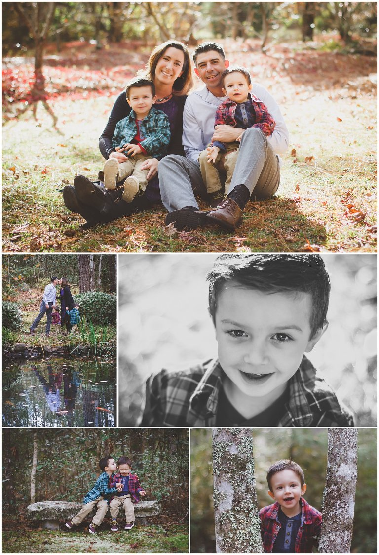 natural hampstead nc family portraits