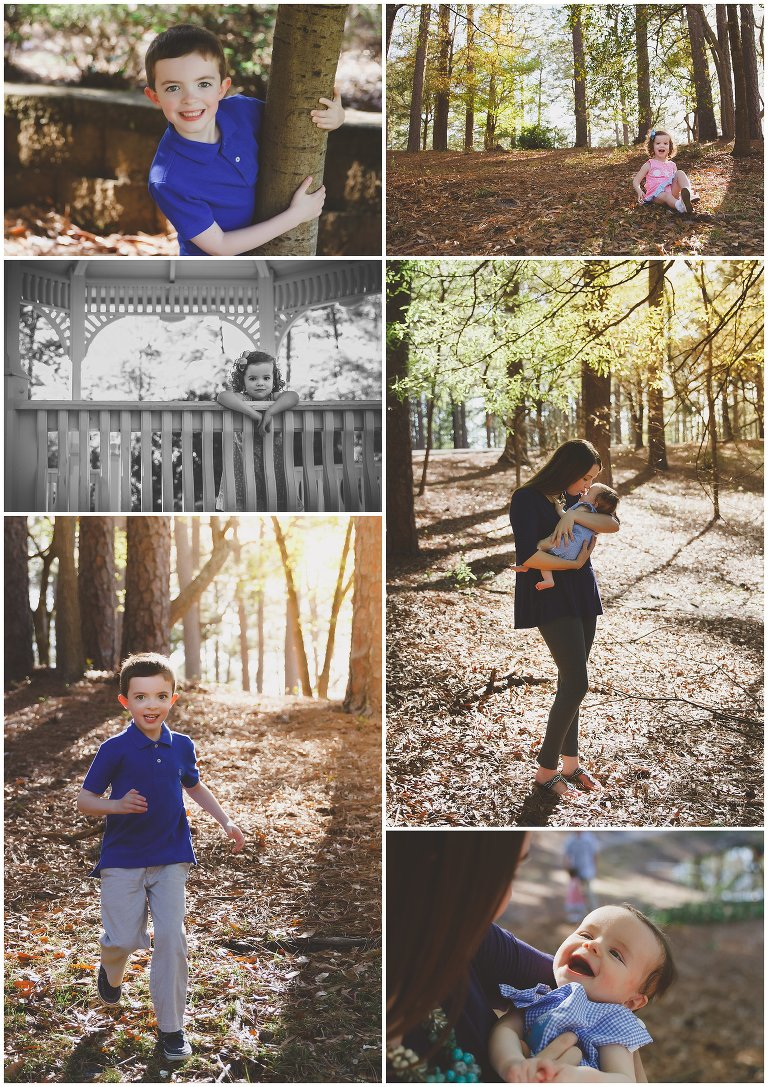 Hugh MacRae Park Family Photography Session