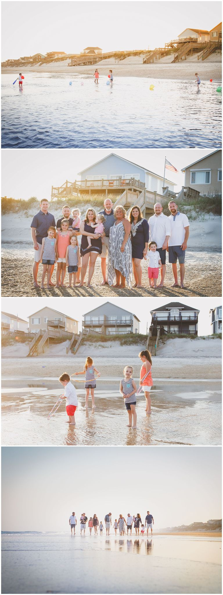 north topsail family vacation photos