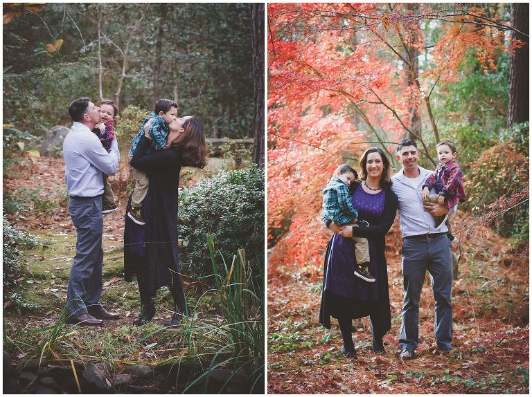 how to style for fall family photos