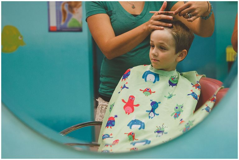 Best back to school haircuts for kids are at Manta's Cuts Kids Salon in Wilmington NC