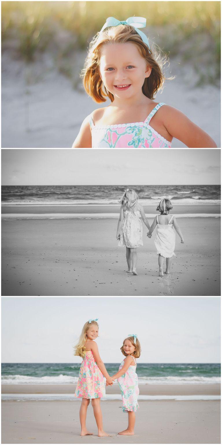 North Carolina beach family photos