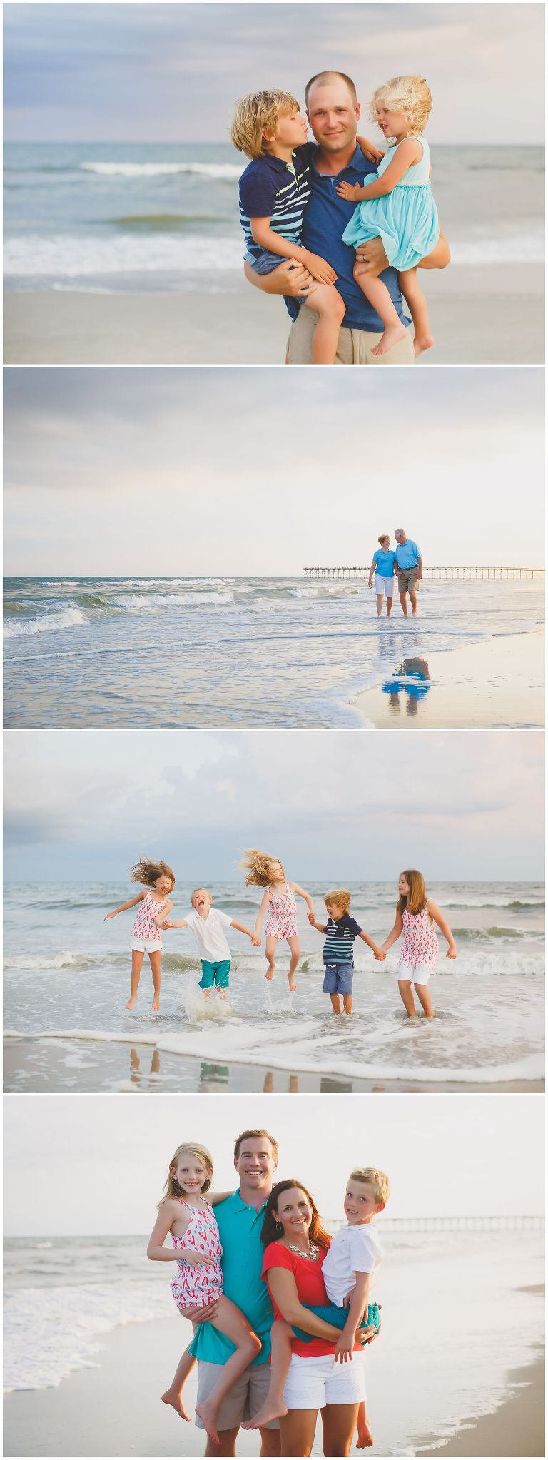 ocean isle nc family photos