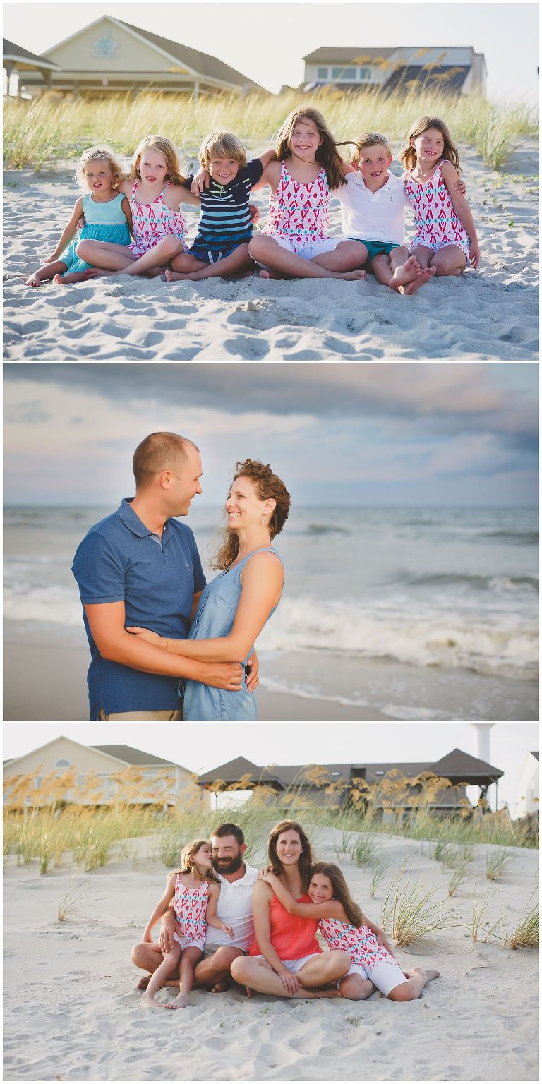family photos in ocean isle