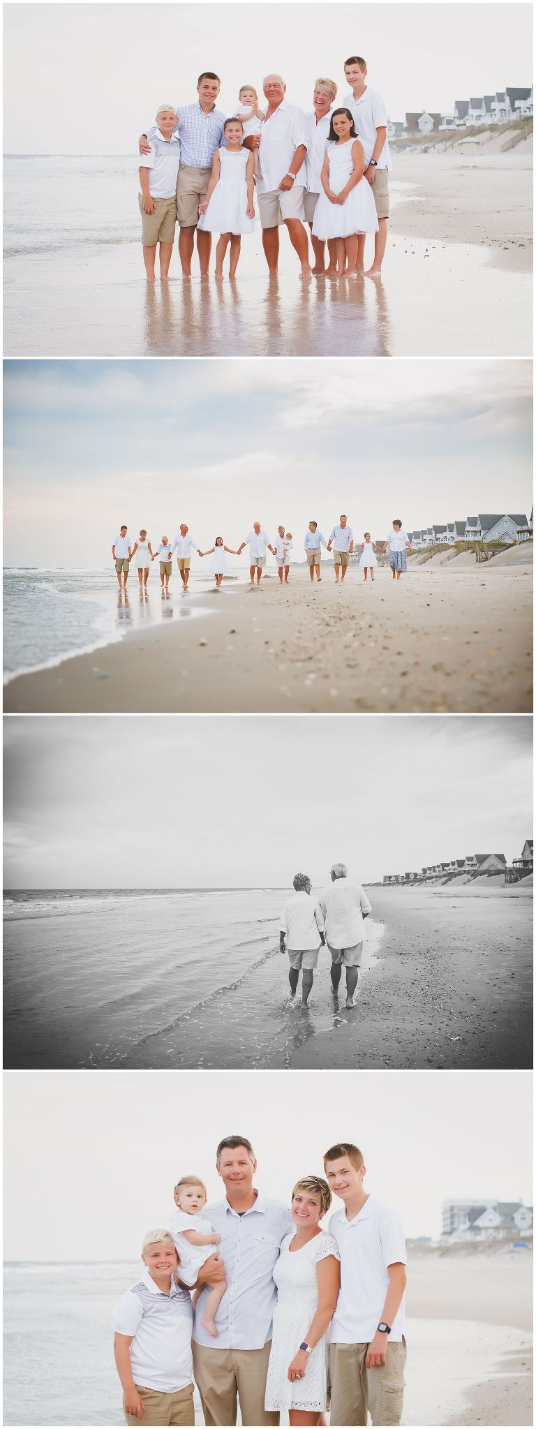 topsail island north carolina beach family photos
