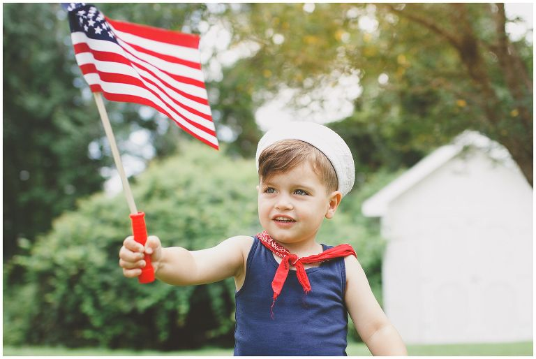 Veteran's Day Tribute to Military Families